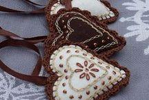 Srdiečka - hearts