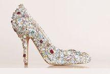 shoe bedazzle / by Lois Rice