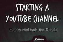 Vlogging / Tips & tricks for those who vlog. Vlogging equiptment.