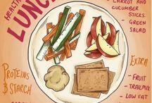 Lunches and Snacks / Yummy and healthy meals and snacks!