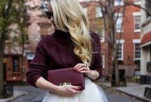 Fashion: Marsala