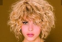 Curly Hair - Style Ideas / Hair style ideas & products for women with curly hair.