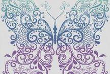 X Butterflies