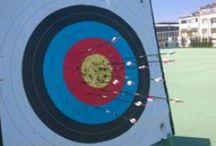 For Archers / archery, archer, arrow, recurve bow, shooting range, Hoyt, Easton, W&W, Shibuya