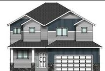 2 Story Floorplans / Two story home options from Jordahl.  Your Style, Your Home. Jordahl Custom Homes