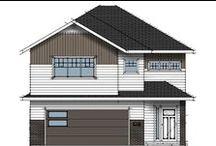 Split Level Floorplans / Single-family Split Level plan options from Jordahl.  Your Style, Your Home. Jordahl Custom Homes