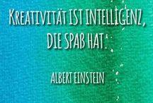 Inspiration - Sinnsprüche / Sprüche und Zitate mit Sinn und Humor zum Schmunzeln und Nachdenken.