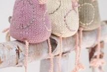Häkeln und Stricken / Wolle Wolle Wolle