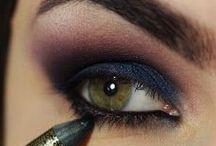 Make-up - Lidschatten / Make-up für Augen: Ideen für Lidschatten