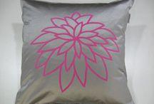Tyynynpäällisiä, Sisustustyynyjä | Cushions, Cushion covers, Pillow covers