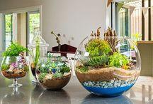 Traumhaus - Dekoration / Schöne Dekorationsideen für Wohnräume