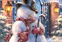 Winter - Advent & Weihnachten / Wunderschöne Bilder, stimmungsvolle Ideen und Winterzauber für die Advents- und Weihnachtszeit