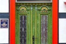 Les portes du monde...
