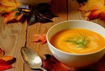 Rezepte - Suppen / Leckere Suppen für jede Gelegenheit das ganze Jahr über