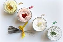 Dips, Salatsaucen und herzhafte Brotaufstriche