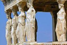 greek mythos / history of hellas