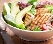 Low carb / Abendessen / Protein reich und Kohlenhydrat arm