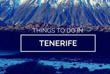 Tenerife / Teneriffa / It's all about a journey to Tenerife. With a lot of tips and amazing places.