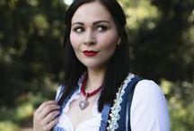 Fashion: Wiesn Outfit Dirndl ( Oktoberfest 2016)