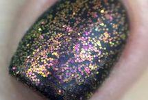 Macro Nails / Macro shots of nail swatches