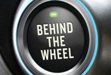 Behind the Wheel / Pinterest spot for Behind the Wheel and www.behindthewheel.com.au