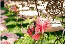 Decoração para casamento / Inspirações para decoração de casamento