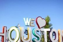 Be Houston / A Guide to Houston