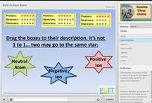 Chemistry Simulations / Images from various chemistry simulation url's around the web...
