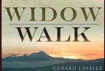 Widow Walk Book Covers -1st edition book cover and 2nd edition cover designs / WEBSITE: http://www.widow-walk.com/widow-walk.html FACEBOOK: https://www.facebook.com/WidowWalk?ref=hl TWITTER: https://twitter.com/GarLaSalle LINKS TO PURCHASE WIDOW WALK: BARNES & NOBLE http://www.barnesandnoble.com/w/widow-walk-gerard-lasalle/1110563513?ean=9781608324408 AMAZON.COM http://www.amazon.com/Widow-Walk-Gerard-LaSalle/dp/061562748X/ref=sr_1_1?ie=UTF8&qid=1365369730&sr=8-1&keywords=widow+walk