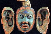Kwakiutl Culture / Food, tools, clothing, and art