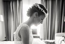 Dress for weddings / Vestidos y accesorios de novias