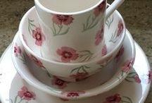 ceràmica:bowls y tazas / by maria sabina falciola