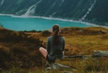 Wanderlust ☼ / My perfect day ..... nature, mountains and adventures lover.....