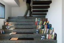 design d'espace escalier