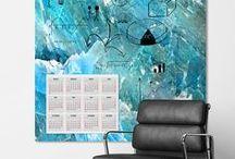 Magnetische Markerboards / Die hochmodernen magnetischen Markerboards von cuadros lifestyle verschönern nicht nur jede Wand, sondern sind zugleich auch sehr hilfreich. Auf dem hochwertigen Acrylglas lassen sich Notizen, Botschaften oder Termine anbringen, sei es per Marker oder mit angehefteten Zetteln. Ob bei der Arbeit oder zuhause, die Acryl-Markerboards können ihnen das Leben an mehreren Stellen erleichtern. #markerboards #präsentation
