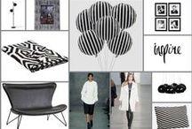 Inspiracje - Czarno-biały