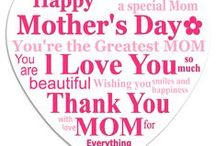 MUTTERTAG - Mama ist die Beste! / Für alle Mamas, Muttis, Mütter, Mothers, Mammas dieser Welt. Jeden zweiten Sonntag im Mai findet der Muttertag statt. Suchen Sie auch noch ein passendes Präsent? Schon wieder Blumen und Pralinen sind ja nun nicht wirklich originell und auch ein sehr schnelllebiges Geschenk.  Unsere kreativen Muttertags-Wandobjekte sind daher genau das richtige für diesen Festtag!  #Mutter #Muttertag #Mother #Mom #Mama