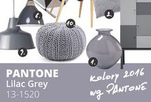 PANTONE 2016 spring - lilac grey