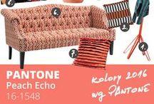 PANTONE 2016 spring - Peach Echo