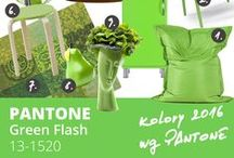PANTONE 2016 spring - Green Flash