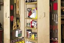 Woodworking Shop and Tools / Woodworking Shop Ideas and Tools