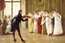 Historical Fashion – Regency Era