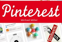 Pinterest by @manuelpm / Meta Pinterest: Infographics, info, news, jokes, presentations, videos, facts, using-tips, guides, books and articles, etc. all about of Pinterest. In any language.