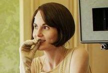 Downton Abbey Lovelies
