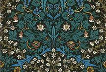 William Morris / Designer, socialist, reformer, poet, printer, hero