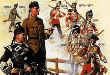 Cameronians (Scottish Rifles) / The amalgamation of the 26th and 90th Regiments in 1881