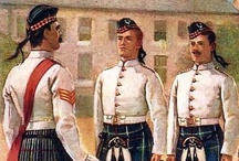 Seaforth Highlanders / The amalgamation of the 72nd and 78th Regiments in 1881