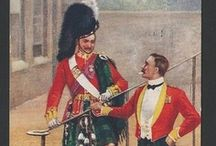 Argyll and Sutherland Highlanders / The amalgamation of the 91st and 93rd Regiments in 1881