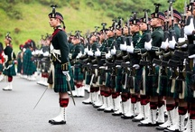Royal Regiment of Scotland / The amalgamation of the existing  Scottish infantry regiments in 2006