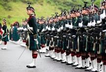Royal Regiment of Scotland / The amalgamation of the existing  Scottish infantry regiments in 2006